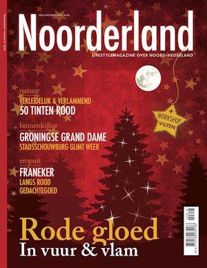 Cover Noorderland winter 2016/2017