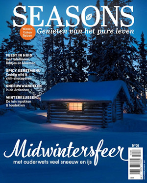 Cover Seasons december 2016 / januari 2017