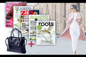Burkely Tas Bij Een Abonnement Op Zin Roots Seasons
