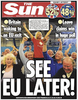 Tabloid The Sun van vrijdag 24 juni