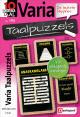 Het puzzelblad Tien voor Taal Taalpuzzels