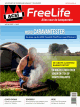 Abonnement op het kampeerblad ACSI Freelife
