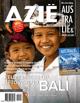 Abonnement op het reisblad Azië