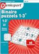 Denksport Binaire Puzzels 1-3* proef abonnement