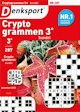 Het puzzelblad Cryptogrammen Bundel 3 sterren
