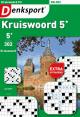 Denksport Kruiswoord 5 sterren proef abonnement