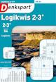 Kado abonnement op het puzzelblad Logikwis 2-3*