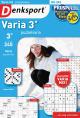 Abonnement op het puzzelblad Puzzelvaria