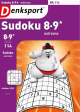 Denksport Sudoku Extreme 8-9* proef abonnement