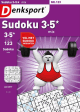 Denksport Sudoku Mix 3-5* proefabonnement