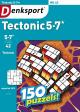 Denksport Tectonic 5-7* proefabonnement