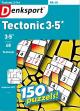 Kado abonnement op het puzzelboek Tectonic