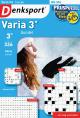 Het puzzelblad Varia Bundel drie sterren