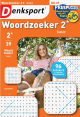 Abonnement op het puzzelboek Woordzoeker Basic 2*