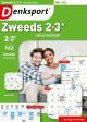 Het puzzelboek Zweeds Vakantieboek 2-3 sterren