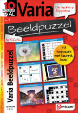Abonnement op het blad 10 voor Taal Beeldpuzzels