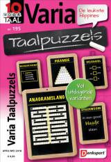 Abonnement op het blad 10 voor Taal Taalpuzzels