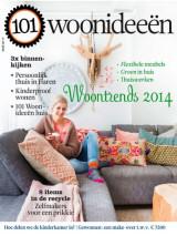 Abonnement op het maandblad 101 Woonideeën