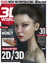 Abonnement op het blad 3D World