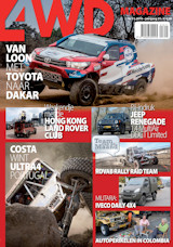 Cover 4WD Magazine