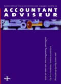 Abonnement op het vakblad Accountant Adviseur