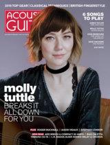 Abonnement op het blad Acoustic Guitar magazine