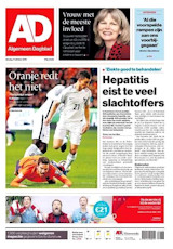 Abonnement op de krant AD Rivierenland