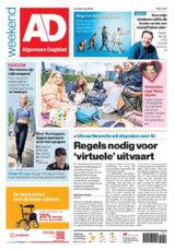 Abonnement op het dagblad AD Weekend