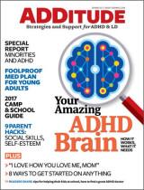 Abonnement op het blad ADDitude Magazine