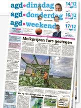 Abonnement op het blad agd. media
