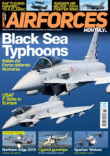 Abonnement op het blad AirForces Monthly
