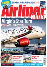 Abonnement op het blad Airliner World magazine