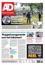 Abonnement op het dagblad het AD Algemeen Dagblad