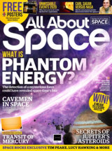 Abonnement op het blad All About Space magazine