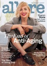 Abonnement op het blad Allure magazine