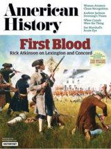Abonnement op het blad American History magazine
