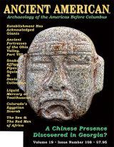 Abonnement op het blad Ancient American magazine