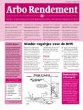 Abonnement op het blad Arbo Rendement