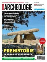 Abonnement op het blad Archeologie Magazine