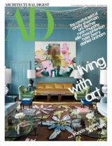 Abonnement op het blad Architectural Digest magazine