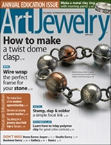 Abonnement op Art Jewelry Magazine