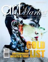 Abonnement op het blad Art Market magazine