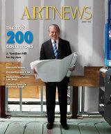 Abonnement op het blad ARTnews