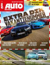 Abonnement op het blad Auto Review