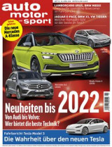 Word abonnee van Auto Motor und Sport