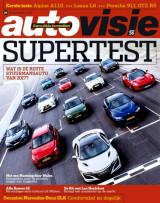 Abonnement op het blad AutoVisie