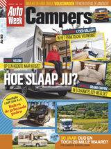 Abonnement op het blad Autoweek Campers