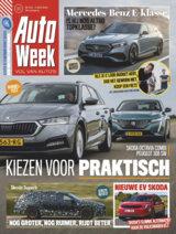 Abonnement op het weekblad Autoweek