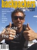 Cadeau-abonnement op Backpackers magazine