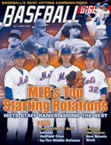 Abonnement op het blad Baseball Digest magazine